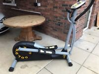 Gold's Gym Cross Trainer - Exercise Running Treadmill