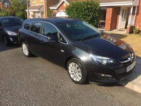 2014/14 Reg Vauxhall Astra Estate 1.3Cdti