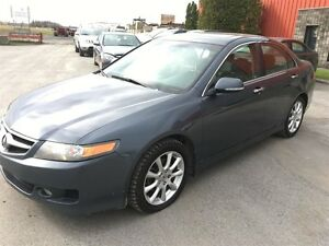 2006 Acura TSX luxurie