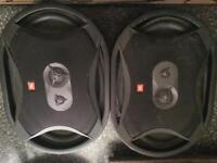 JBL speakers & JBL sub & amp