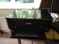 Canon Pixma MG3150 colour printer and scanner