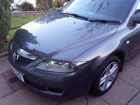 2007 Mazda Mazda6 2.0 TS 5dr petrol 87k excellent condition estate family car