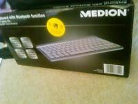 Medion keyboard bluetooth