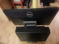 Dell Optiplex 7010 , Core i3, 3.3 GHz, 4GB RAM,250GB HDD 22-inch Wide screen, Keyboard & Mouse