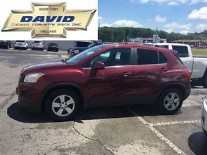 2015 Chevrolet Trax 1LT FWD 5DR LOADED BLUETOOTH LOCAL TRADE!!!