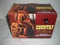 COUNTRY BALLADS 20 - CD BOX SET