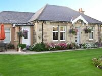 HOLIDAY COTTAGE RENTAL ELGIN - IN THE HEART OF MALT WHISKY COUNTRY
