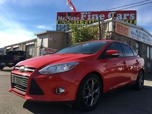 2013 Ford Focus SE | great condition | low km