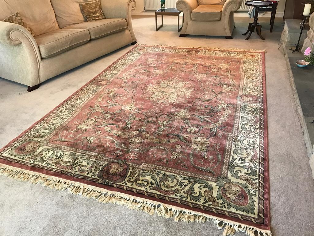 Persian Rug Beluchi Manmade Silk In