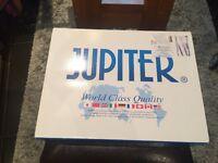 Jupiter clarinet still in box