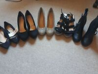 Ladies Shoes Job lot- New