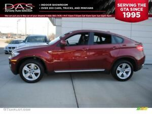 2010 BMW X6 xDrive35i AWD NAVIGATION/LEATHER/SUNROOF