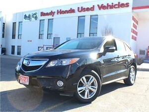 2014 Acura RDX Base | Leather | Sunroof | R.Camera