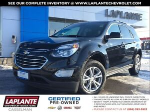 2016 Chevrolet Equinox LT |NAV|Sunroof|Pwr Liftgate