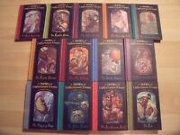 A Series Of Unfortunate Events Hardcover Collection and Additional Beatrice Letters Collectible