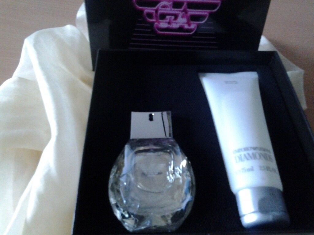 Emporio Armani Diamonds Christsmas Gift Set 30ml Eau De Parfum