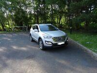 2013 (63)Hyundai Santa Fe (7 seater)