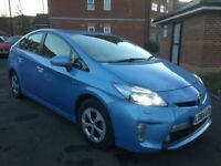 TOYOTA PRIUS PCO CAR FOR HIRE ,PRIUS PLUS , UBER READY from £100 PW