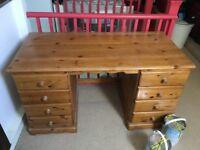 Lovely Wooden Desk