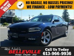 2016 Dodge Charger Sunroof - Heated Seats - 8.4 Radio $87 Weekly