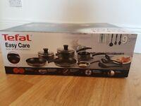 Tefal Easy Care 9 piece set
