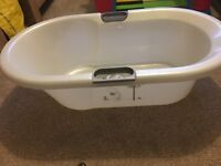 Disney baby bath and top and tail bowl