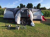 Coleman Matrix 6 Family Tent