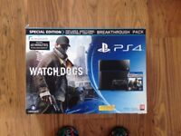 PlayStation 4 2TB + 12 Games + 1 month PS+