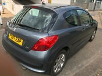 Peugeot 207 (1 months warranty) cheap car