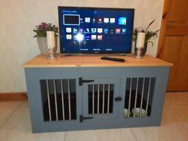 Luxury Dog Crate/ Pet Furniture