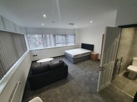 BRAND NEW - STUDIO STYLE PADS - ANALBY ROAD - EN SUITE