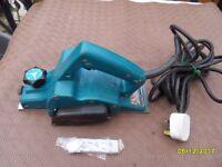 MAKITA 240V ELECTRIC PLANER