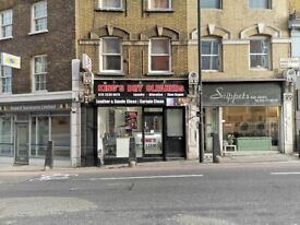 LOW COST 350 SQ FT SHOP TO LET IN KINGS CROSS, WC1