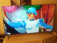Panasonic 50 Inch Smart 4K Ultra HD HDR LED TV With Freeview HD (Model TX-50DX700B)!!!
