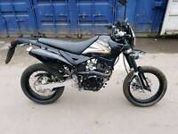 Sinnis 125 apache 800 miles from new