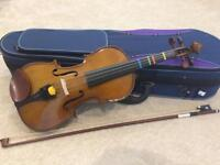 Stentor 1/2 Size violin Excellent Condition