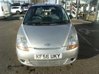 2006 56 CHEVROLET MATIZ 1.0 SE 5D 65 BHP **** GUARANTEED FINANCE **** PART EX WELCOME