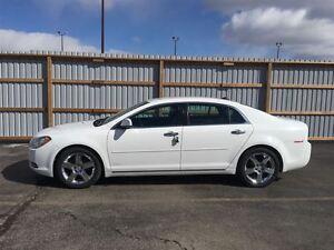 2012 Chevrolet Malibu LT V6 Platinum Edition