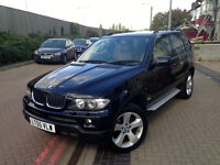 BMW X5 3.0 DIESEL AUTO M SPORT. 84 K MILES. PARKING SENSORS. 2 OWNERS. FULL LEATHERS. AMAZING CAR