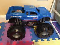 Children's monster truck
