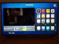 "Panasonic Viera 40"" Ultra HD 4K Smart TV TX-40CX400B"