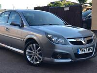 2008 ( 57 ) VAUXHALL VECTRA SRi * BHP 140 *1.8 PETROL ( WITH SERVICE HISTORY ) * HPi CLEAR *