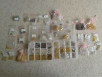 Large Lot of Jewellery Making Findings