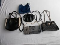 Bundle of lady's bags