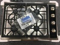 Ex Display Wolf ICBCT30GS gas hob Cooktop Sub Zero luxury Appliance