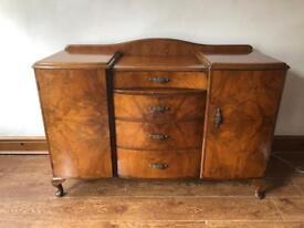 Large Vintage Bureau