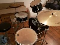 Drum kit for sale. Used