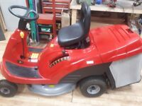 HONDA HF1211 RIDE ON LAWNMOWER