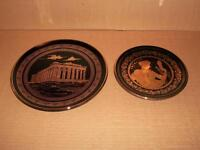 Decorative Plates, Made in Greece