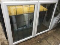 **UPVC**DOUBLE GLAZED WINDOW**NO OFFERS**VERY GOOD CONDITION**LEAD LINED WINDOWS**SEE ALL ADS**